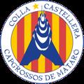 Capgrossos de Mataró Logo