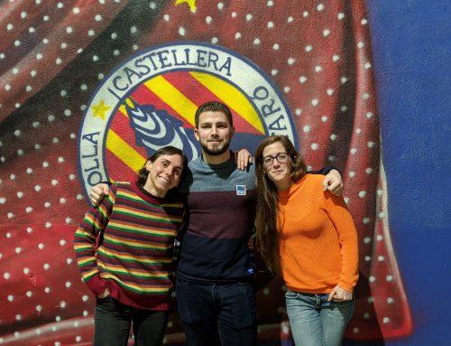 Roser Herreros i Maria Raventós, noves caps de colla!